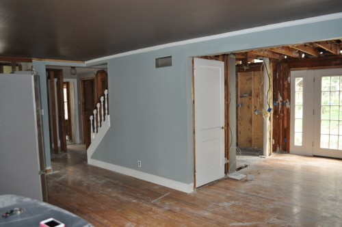Looking toward the Dining Room