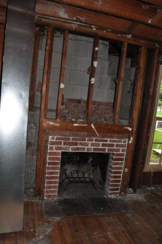 Fireplace Start