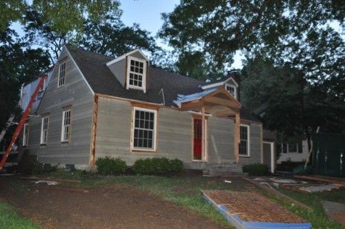 Front of House - Full Siding (3)