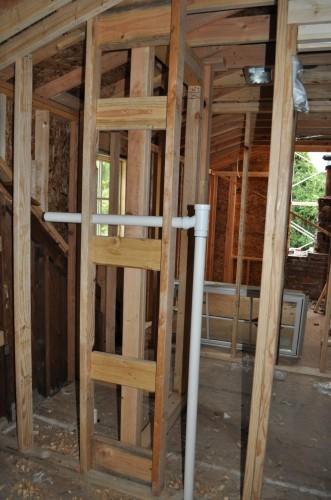 Plumbing Start Baby Room