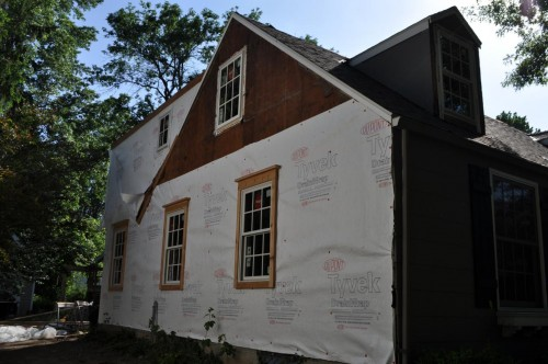 Prep for Siding