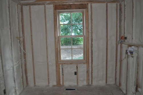 Laundry Room - Foam Insulation (4)