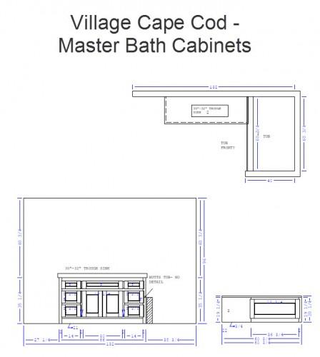 Masterbath Cabinets