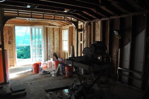 Upper Porch Flamed Granite Tile (4)