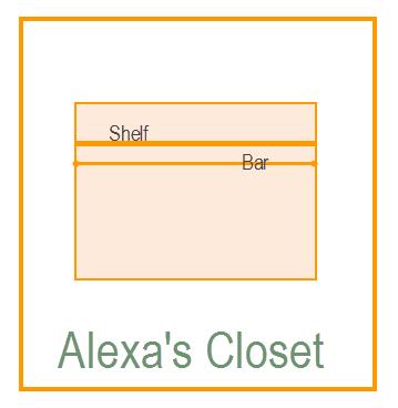 Alexa's Closet