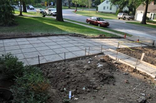 Driveway - repaving (6)