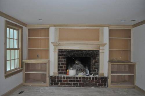Fireplace Full Width