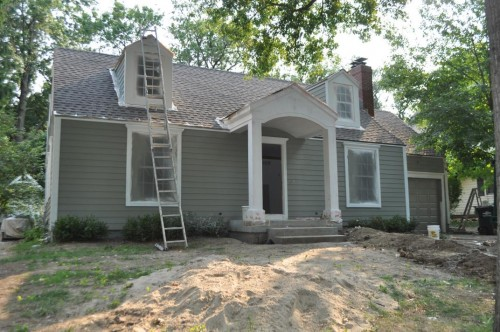Front of the House - Base Paint