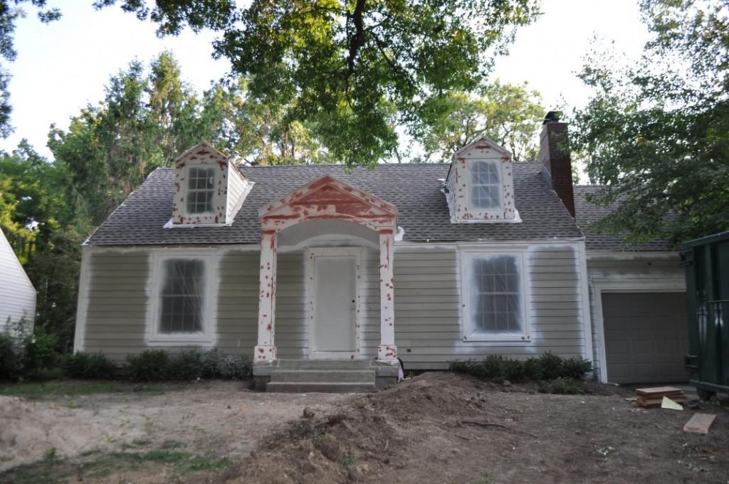 exterior trim paint prep part 2 village cape codvillage cape cod. Black Bedroom Furniture Sets. Home Design Ideas