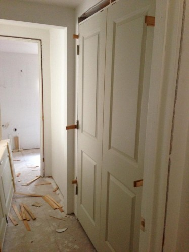 Maren's Bedroom Closet