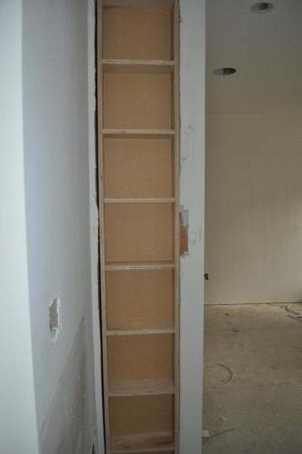 Maren's Bookcase Nook