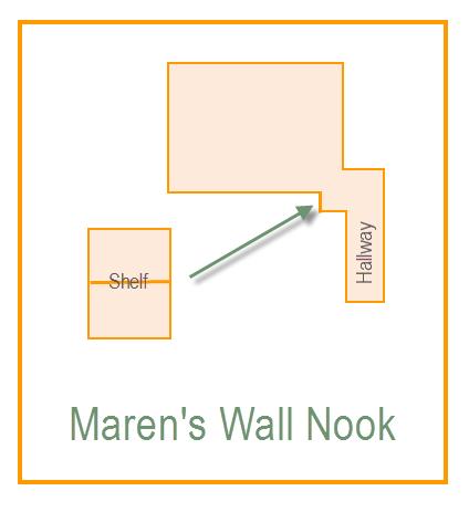 Maren's Wall Nook