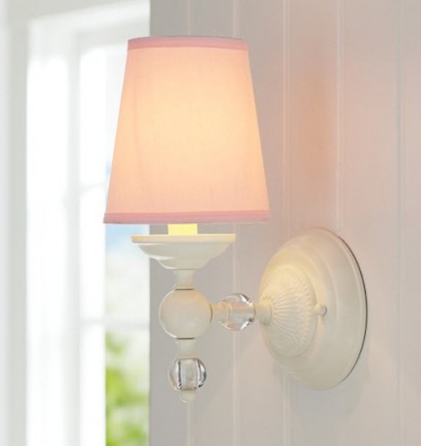 Pottery Barn Sconce - Carolina