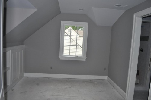 Baby Boy's Room - Paint