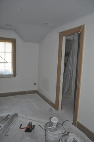 Baby Boy's Room - Paint Prep