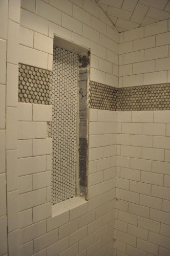 Baby's Bathroom - Tile