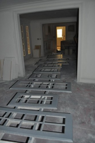 Dining Room - Gray Cupboards (2)