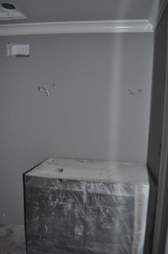 Downstairs Bathroom - Final Paint