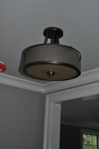 Downstairs Hallway - Light