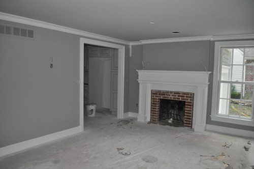 Front Room - Final Paint