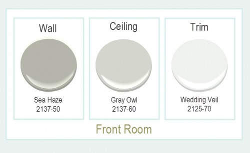 Front Room Paint Colors