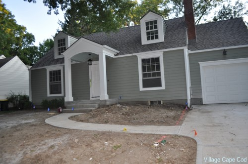 Front of the House - Landscaping (1)