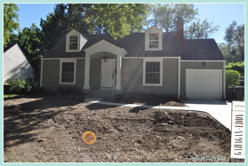 Front of the House - Sprinklers