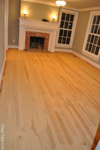 Hardwood Sanding (1)