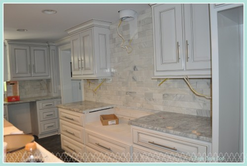 Kitchen - Backsplash (2)