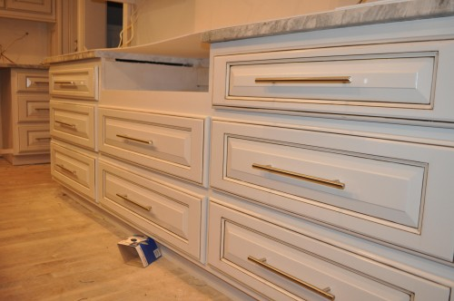 Kitchen - Cabinet Hardware