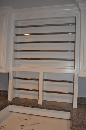 Laundry Room - Cabinet Hardware
