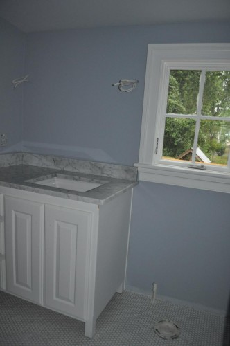 Maren's Bathroom - Countertop and Paint (5)