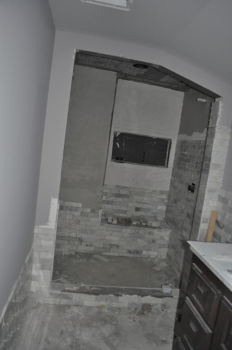 Master Bathroom ? Painted and Countertops