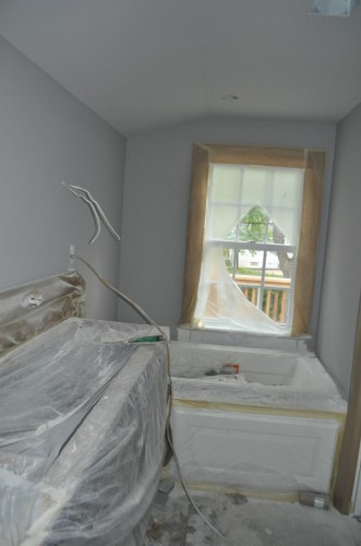 Master Bathroom - Paint Prep (2)