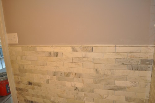 Master Bathroom - Tiling (13)