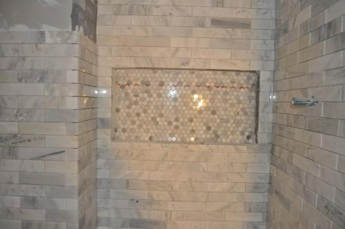 Master Bathroom - Tiling (2)
