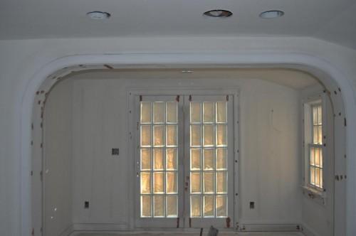 Master Bedroom - Arch