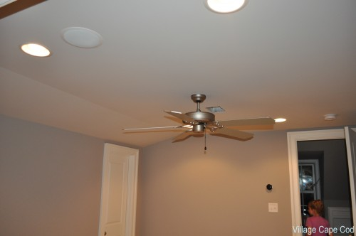 Master Bedroom - Fan
