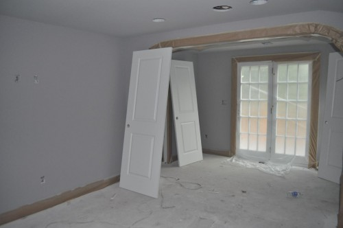 Master Bedroom - Paint Prep (2)