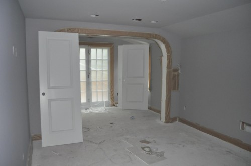 Master Bedroom - Paint Prep