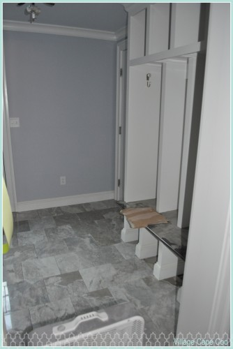 Mudroom - Stone Granite Tile (1)