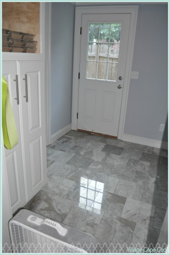 Mudroom - Stone Granite Tile (2)