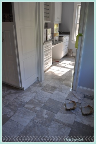 Mudroom and Laundry Room - Tile (1)