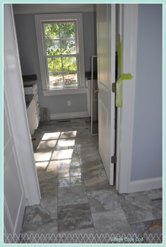 Mudroom and Laundry Room - Tile (3)