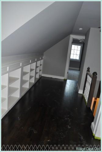 Upstairs Hallway - Hardwoods (2)