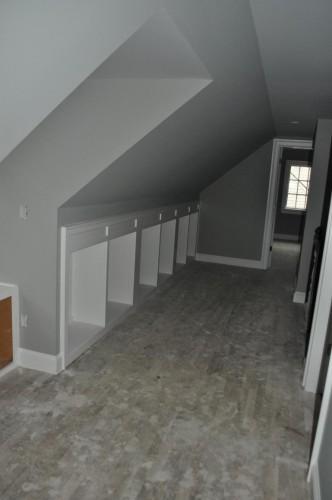 Upstairs Hallway - Paint