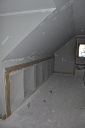 Upstairs Hallway - Paint Prep (2)
