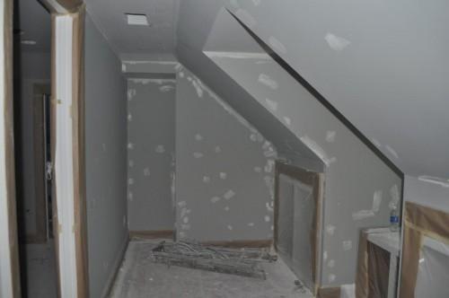 Upstairs Hallway - Paint Prep