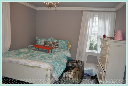 Alexa's Bedroom - First Week (2)