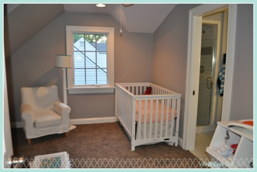 Baby Boy's Room - First Week (2)